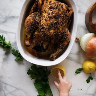 The Easiest Roast Chicken