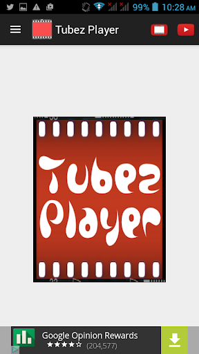 TubezPlayer - A YouTube Player