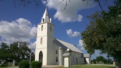 Photo: Immaculate Conception Catholic Church Panna Maria
