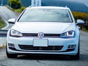 ゴルフ ヴァリアント AUCHP 1.4TSI  highlightのカスタム事例画像 golf7 _variant.jpさんの2020年10月11日10:58の投稿