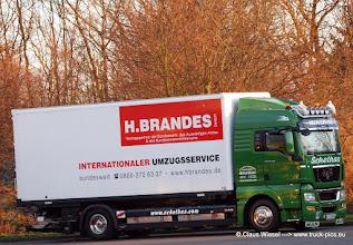 Photo: Schöner TGX in  Köln  ----> www.truck-pics.eu