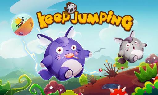 Keep Jumping