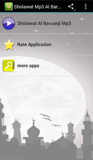 Download sholawat al-barzanji mp3 google play softwares.