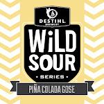 DESTIHL Wild Sour Series: Piña Colada Gose