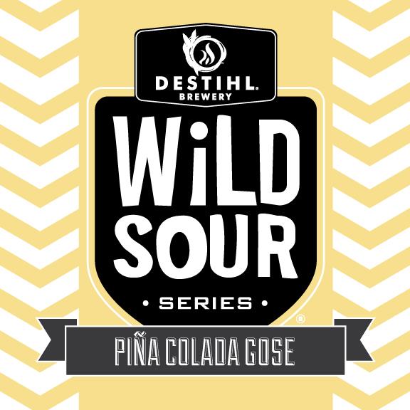 Logo of DESTIHL Wild Sour Series: Piña Colada Gose