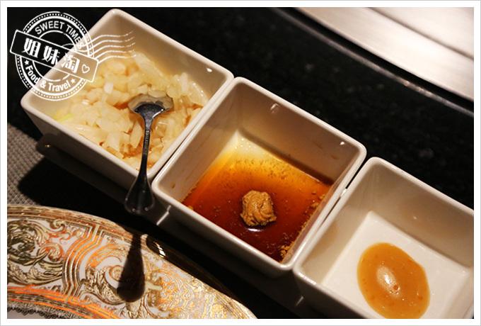 家蒂諾鐵板燒-沾醬