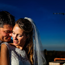 Huwelijksfotograaf Kristof Claeys (KristofClaeys). Foto van 24.03.2017