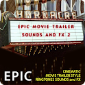 Epic Movie Trailer Sounds 2 icon