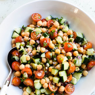 Rice And Chickpea Salad Recipes.
