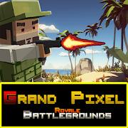Grand Pixel Royale Battlegrounds Mobile Battle 3D