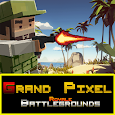 Grand Pixel Royale Battlegrounds Mobile Battle 3D icon