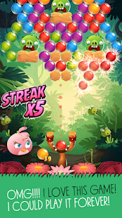 Angry Birds POP Bubble Shooter Screenshot 3
