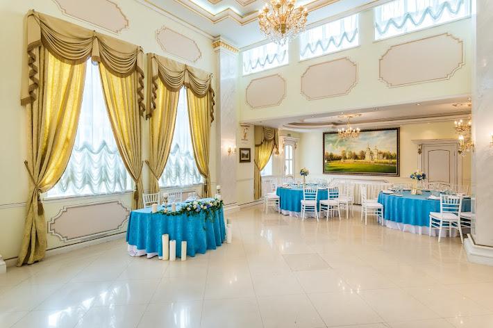 Фото №10 зала Зал торжеств в Кузьминках