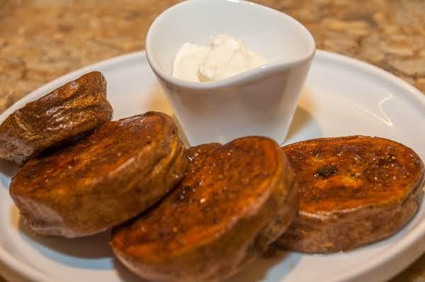 Side Essentials: Crispy, Creamy Potato Rounds Recipe