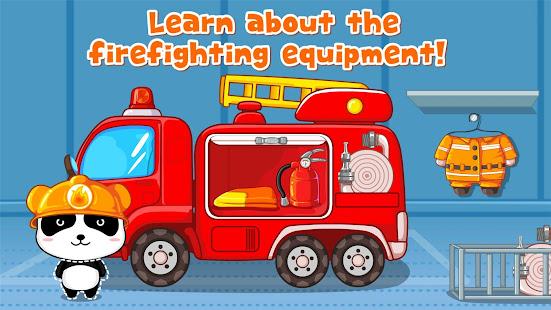Little Panda Fireman 10