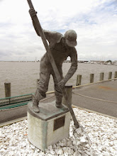 Photo: Monument to all the oyster men