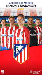 Atlético de Madrid Manager '17- screenshot thumbnail