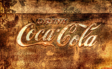 Photo: I came across this old Coca -Cola icebox the other day. It had this incredible old rusty texture that begged to be photographed. This one only required 3 brackets. I ran it through photomatix and then finalized it in Photoshop.