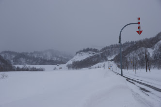 Photo: 北竜町の景色・弥生(2014年3月)