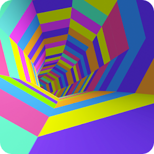 Color Tunnel - Экшен