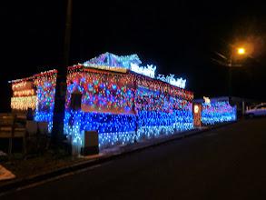 Photo: illumination d'une maison Trois Rivieres
