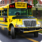 High School Driving Academy 3D