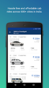MakeMyTrip-Flights Hotels Cabs screenshot 2