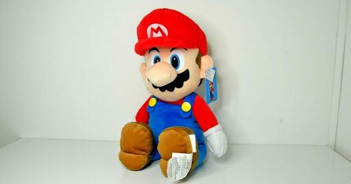 Nintendo Mario Throw Pillow Just $12.89 on Target.com