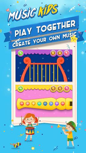 Music kids - Songs & Music Instruments 1.2 screenshots 2
