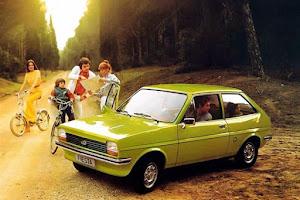 Ford celebra el 40 aniversario del Fiesta
