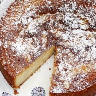 Cinnamon Marble Cake Recipe