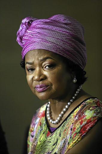 Baleka Mbete.    Picture: SUPPLIED