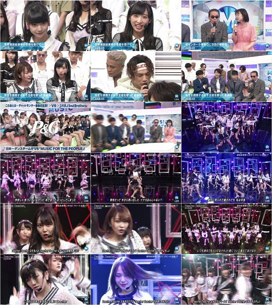 (TV-Music)(1080i) AKB48 – Music Station 180601