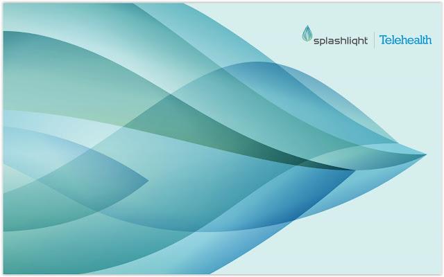 Splashlight Telehealth Screen Share