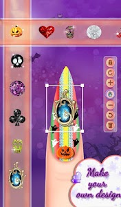 Halloween Nail Salon v1.0.0