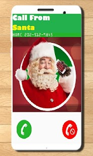 Call And Sms From Santa Claus - náhled