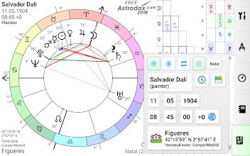 Astrodox Astrology screenshot thumbnail
