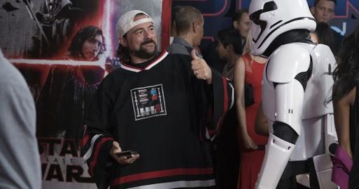 Kevin Smith Shares Epic Throwback Photos for Star Wars Day