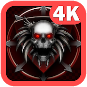 Skull Wallpapers HD - 4K 1 2 2 Android APK Free Download