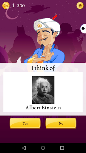 Akinator screenshot 3