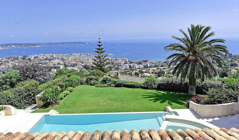 Maison avec piscine et terrasse Le golfe juan