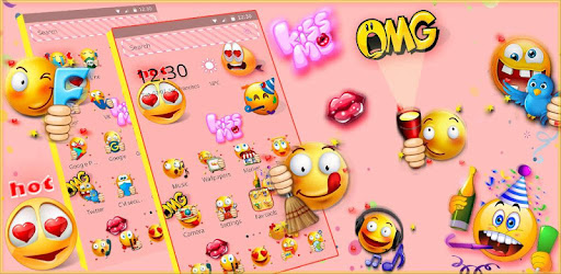 Emoji Wallpaper Theme Apps On Google Play