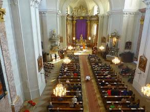 Photo: Ein Blick in dei Kirche