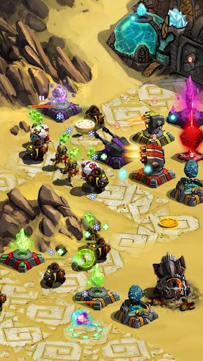 Ancient Planet Tower Defense Offline 1.1.87 de.gamequotes.net 4