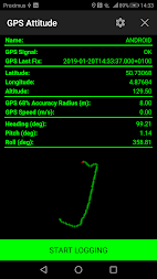 GPS Attitude APK screenshot thumbnail 1