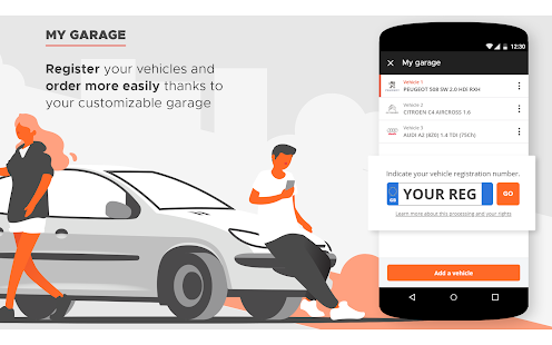 App Mister Auto - Car parts - Free Shipping APK for Windows Phone
