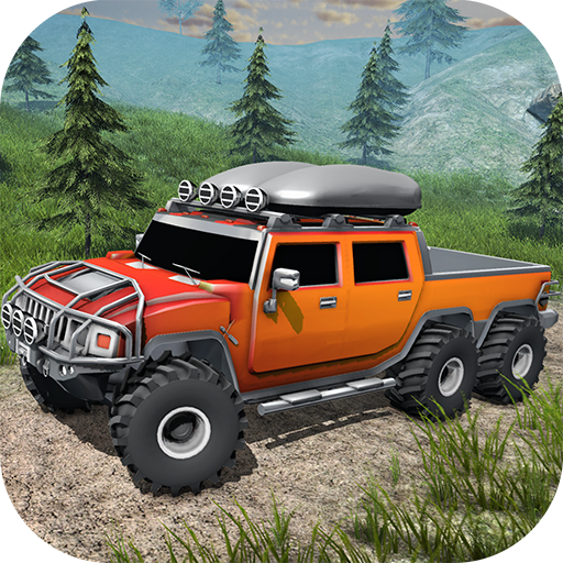 Offroad 6x6 Truck Driving 2017 模擬 App LOGO-APP開箱王
