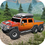 Offroad 6x6 Truck Driving 2017 Icon