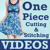 One Piece Cutting Stitching Videos for Modern Look