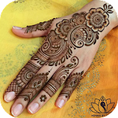 Latest Mehndi Designs Offline-Henna Bridal Eid